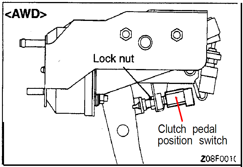 what clutch switch for wot box   stealth